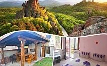 1 или 2 нощувки на човек + джип сафари из Белоградчишките скали от къща за гости Бедрок, Белоградчик