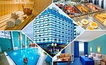 1, 2 или 3 нощувки на човек със закуски + уникален басейн и релакс зона в хотел Аква, Бургас