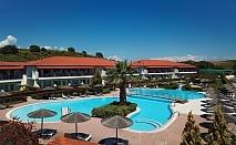 3+ нощувки на човек със закуски и вечери в Alexandros Palace 5*,  Урануполис, Халкидики + 3 басейна!