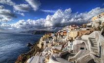 4 нощувки, 6 дни за Великден на о-в Санторини - 05.04, с автобус, с нощувка в Атина.