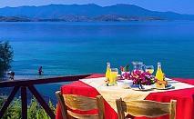 7 нощувки със закуски в Хотел Leda Village Resort, Гърция през Септември!