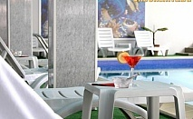 2 Нощувки със закуски и вечери, ползване на СПА и басейн с МИНЕРАЛНА ВОДА от Хотел Албена, Хисаря