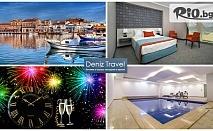 Нова година в Айвалък! 4 нощувки на база All Inclusive в Хотел MUSHO 4* + басейн, СПА и екскурзовод, от Дениз Травел