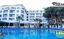 Нова година в Албания! 3 нощувки със закуски и вечери в Хотел Fafa Premium 4*, Дурас + транспорт и възможност за посещение на Берат, Тирана, Круе, Елбасан, от Вени Травел