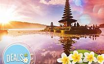 Нова година 2016, Бали: 7 нощувки със закуски в хотел 5*, самолетен билет