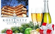 Нова Година, басейн и СПА с минерална вода. 2, 3, 4 или 5 нощувки със закуски, вечери, едната празнична с DJ парти в СПА хотел Костенец