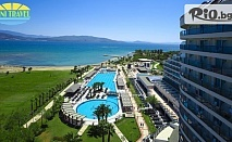 Нова година в Дидим, Турция! 4 нощувки на база Ultra All Inclusiveс в Хотел Venosa Beach Resort andamp;SPA 5*, от Вени Травел