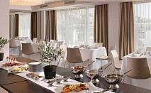 Нова година в Хотел Airotel Galaxy 4 * - Кавала за ТРИ нощувки, закуски, вечери , Гала вечеря, ползване на фитнес и хамам /29.12.2021 г.-03.01.2022 г./