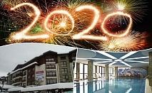Нова година 2020 в хотел Уинслоу Инфинити, Банско! 3 нощувки на човек със закуски и вечери, едната празнична + топъл басейн и релакс пакет