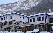 Нова година в Мелник - 3 нощувки (стая с джакузи) със закуски + новогодишна вечеря за 2-ма в хотел Елли Греко