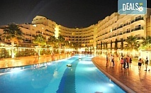 Нова година в Sealight Resort Hotel 5*, Кушадасъ, Турция! 3 или 4 нощувки на база All Inclusive и празнична гала вечеря!