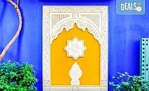 Ориенталска приказка в Маракеш, Рабат, Казабланка и Фес! 7 нощувки, закуски и вечери, самолетен билет и трансфери, богата програма