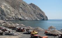 Остров Санторини и Атина - екскурзия със самолет и автобус, на български език! 3 нощувки на остров Санторини + 1 нощувка в Атина в хотели 3 * със закуска - отпътуване на 04 Юни 2019 год.