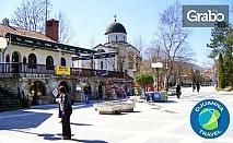 Отпразнувай 3 Март в Сокобаня! 2 нощувки със закуски, обеди и вечери - едната празнична, плюс транспорт и посещение на Пирот