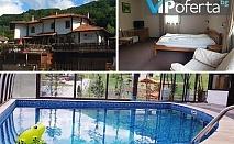 Пакети за нощувка + ползване на вътрешен минерален басейн в Семеен хотел Елора