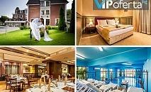 Пакети със закуски и вечери + ползване на вътрешен басейн, и СПА в Хотел Шато Монтан, Троян