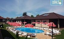 Пълен релакс в комплекс Дарибел, Сапарева баня! Нощувка със закуска в апартамент за до четирима, ползване на външен басейн, безплатно за дете до 5.99г.!