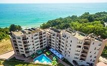 ПЪРВА линия в Обзор! Нощувка за ДВАМА в хотел Морето! БОНУС: чадър и шезлонг на плажа