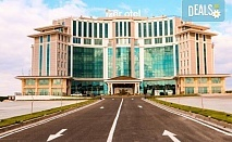 Пазарувайте в Люлебургаз, Турция! Двудневна екскурзия с 1 нощувка в Hotel Izer 5*, ползване на басейн, сауна и фитнес, транспорт, водач, пътни и гранични такси!