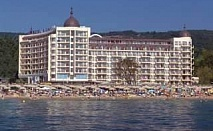 Петзвезден лукс на самия морски бряг, оферта Полупансион на човек след 24.08 в Хотел Адмирал, Зл. пясъци