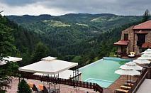 ПЕТЗВЕЗДНА НОВА ГОДИНА в Aurora Resort & SPA Hotel 5*, Берово, Македония! 3 нощувки със закуски и вечери /едната Празнична Новогодишна вечеря/ на човек в двойна стая за 471лв.!