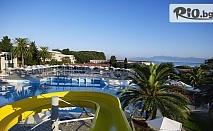 Пезвездна почивка на остров Корфу! 7 нощувки на базa All Inclusive в Хотел Roda Beach + транспорт и водач, от Океан Травел