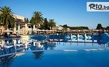 Пезвездна почивка на остров Корфу през Октомври! 7 нощувки на базa All Inclusive в Хотел Roda Beach + транспорт и водач, от Океан Травел