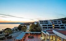HB = AI -Плащате засука и вечеля, а ползвате Ол Инклузив в Theoxenia Hotel на Урануполи - Касандра за една нощувка, 4 броя външни басейни, шезлонги и чадъри на плажа-безплатни / 24.05.2019 - 01.06.2019