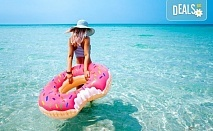 Плаж на Амолофи, Гърция, през юли! Транспорт с нощен преход и водач от туроператор Поход!