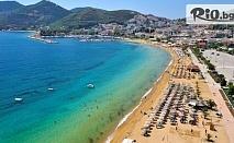 На плаж в Неа Ираклица, Гърция на 8 Август или 13 Септември + транспорт и водач, от Глобус Турс
