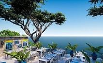 Почивка от август до октомври в UTOPIA BEACH CLUB HOTEL 5*, Алания, Турция. Самолетен билет от София + 7 нощувки на човек на база Ultra All Inclusive!