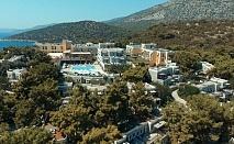 Почивка в BODRUM PARK RESORT 4*+, Бодрум, Турция през август и септември 2021. Чартърен полет от София + 7 нощувки на човек на база Ultra All Inclusive!