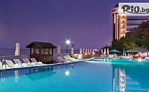 Почивка на брега на морето в Свети Влас! All Inclusive нощувка + басейн, шезлонг и чадър, от Ваканционен Клуб Парадайз Бийч 4*