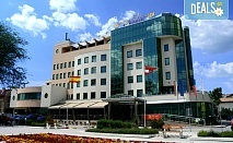 Почивка в Diplomat Plaza Hotel & Resort 4*, Луковит! Нощувка със закуска, обяд и вечеря, ползване на СПА пакет и безплатно настаняване за дете до 5.99 г.
