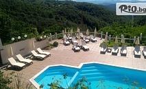 Почивка в Габровския Балкан! Нощувка с възможност за закуска и вечеря + външен басейн, от Хотел Балани