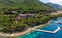 Почивка в GRAND YAZICI CLUB MARMARIS PALACE 5*, Мармарис, Турция през август и септември 2021. Чартърен полет от София + 7 нощувки на човек на база Ultra All Inclusive!