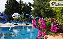 Почивка на Халкидики през Юни, Юли и Септември! 5 или 7 нощувки със закуски и вечери + басейни в Хотел Kassandra Mare, от Теско груп