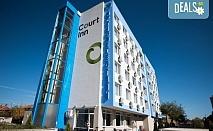 Почивка в хотел Court Inn 3*, гр.Панагюрище! 2 или 3 нощувки със закуски и вечери, Бонус - посещение на забележителности, безплатно настаняване за дете до 2,99г.!