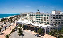 Почивка в хотел EL MOURADI HAMMAMET 4*, Тунис през август и септември 2021. Чартърен полет от София + 7 нощувки на човек на база All Inclusive!