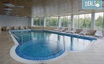 Почивка в Хотел Релакс КООП, к.к. Вонеща вода! Нощувка на база закуска, закуска и вечеря или закуска, обяд и вечеря, ползване на закрит и открит басейн, контрастен душ, парна баня и сауна