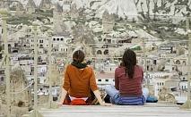 Почивка в KALSEDON CAVE SUITES,  Кападокия, Турция! Чартърен полет от София + 3 нощувки на човек със закуски и вечери + посещение на Ритуал на дервишите!