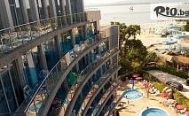 Почивка в Китен от 22 до 28 Август! 1, 5 ли 7 нощувки на база All Inclusive + басейн, чадър и шезлонг, от Хотел Каменец на брега в живописния залив Атлиман