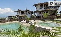 Почивка край Бургас! 3 или 5 нощувки със закуски + външен басейн и джакузи, от Комплекс Старите къщи 3*
