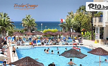 Почивка в Кушадасъ, Турция! Нощувка на база All Inclusive в хотел Ephesia 4* + басейни, със собствен транспорт, от Теско груп