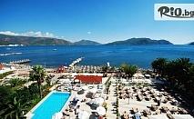 Почивка в Мармарис през Октомври! 7 нощувки на база All Inclusive в хотел Pasa Beach 4* + автобусен транспорт, от Енджой Травел