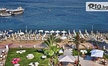 Почивка в Мармарис през Октомври! 7 нощувки на база All Inclusive в хотел Dora Beach 4*, със собствен транспорт, от Енджой Травел
