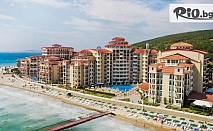 Почивка само на 10 метра от плажа в Елените! Нощувка на база All Inclusive + Аквапарк, шезлонг и чадър, от Хотел Андалусия 4*