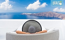За 06.09. - почивка на остров Санторини с България Травел! 6 нощувки със закуски в хотел 3*, транспорт и водач