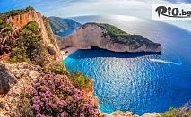 Почивка на остров Закинтос през Септември! 7 нощувки със закуски в Хотел Andreolas + самолетен билет, летищни такси и трансфери, от Туристическа агенция Солвекс