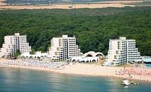 почивка на първа линия в  хотел Нона*** Албена! Нощувка на база All inclusive + чадър и шезлонг на плажа и басейна + детска анимация!!!